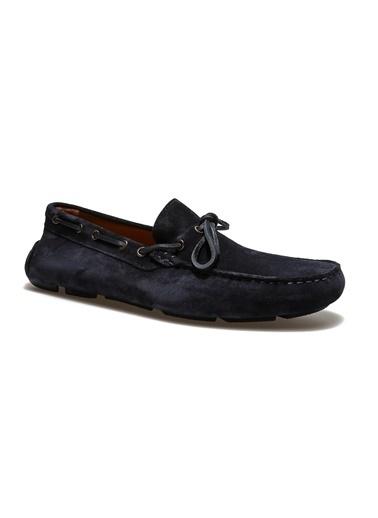 Giuseppe Mengoni Ayakkabı Lacivert